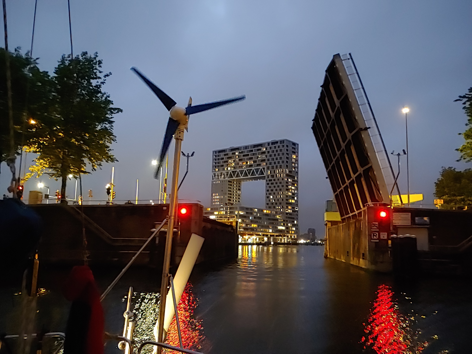 Tschüß Amsterdam!