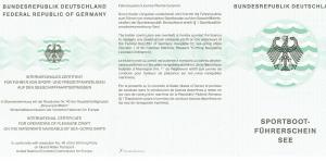 Prüfung: SBF-See @ Elbklause, Niederlommatzsch | Diera-Zehren | Sachsen | Deutschland