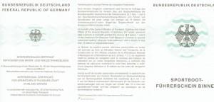 Prüfung: SBF-Binnen @ Elbklause, Niederlommatzsch | Pirna | Sachsen | Deutschland